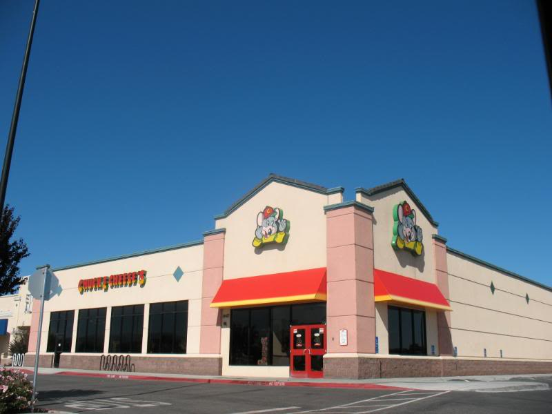 Chuck E. Cheese's Listings. Chuck E. Cheese's - Sacramento CA. Arden Way, Sacramento, CA